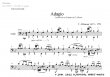 Thumb image for Adagio in G Minor