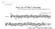 Thumb image for Jesu Joy of Man s Desiring