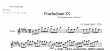 Thumb image for WT Klavier I Praeludium IX