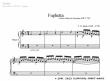 Thumb image for Fughetta Gottes Sohn BWV 703