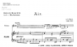 Thumb image for Air for violin and piano