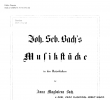 Thumb image for BG Anna Magdalena Bach Vorwort und Inhalt