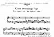 Thumb image for Small two-part fugue in C Minor