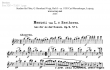 Thumb image for Menuett Sonate Op 2 No 1