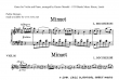 Thumb image for Minuet and Trio vl pf
