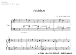 Thumb image for Antiphon