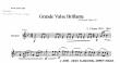 Thumb image for Grande Valse Brillante Opus 18