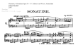 Thumb image for Sonatina Opus 36 No 6