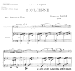 Thumb image for Sicilienne Opus 78 vlc (vl) pf