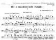Thumb image for Trois romances sans paroles Op 90