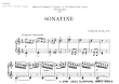 Thumb image for Sonatine Opus 76 No 1