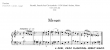 Thumb image for Minuet in G minor II