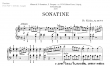 Thumb image for Sonatine Opus 55 No 1