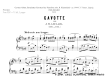 Thumb image for Gavotte in D Major