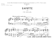 Thumb image for Gavotte in E Minor
