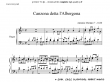 Thumb image for Canzona detta l Albergona