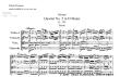 Thumb image for String Quartet No 2 K155