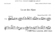 Thumb image for Le cor des Alpes