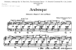 Thumb image for Arabesque Opus 18