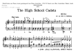Thumb image for March The High School Cadets