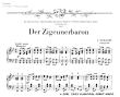 Thumb image for Der Zigeunerbaron