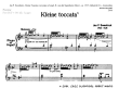 Thumb image for Little Toccata